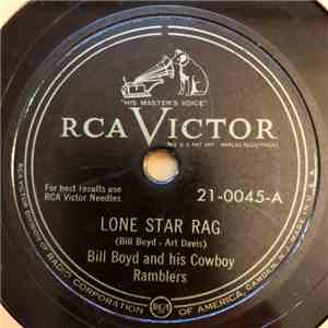 Bill Boyd And His Cowboy Ramblers - Lone Star Rag / Without A Woman's Love download mp3