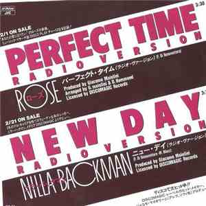 Rose  / Nilla Backman - Perfect Time / New Day download mp3