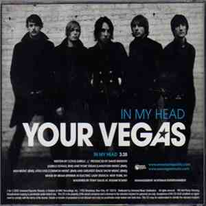 Your Vegas - In My Head download mp3