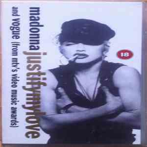 Madonna - Justify My Love And Vogue (From MTV's Video Music Awards) download mp3