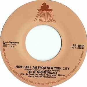Ollie Nightingale - How Far Am I From New York City / May The Best Man Win download mp3