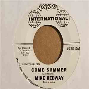 Mike Redway - Come Summer / John Kennedy download mp3