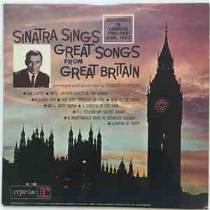 Frank Sinatra - Sinatra Sings Great Songs From Great Britain download mp3