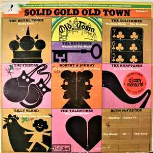 Various - Solid Gold Old Town. Volume 1 download mp3